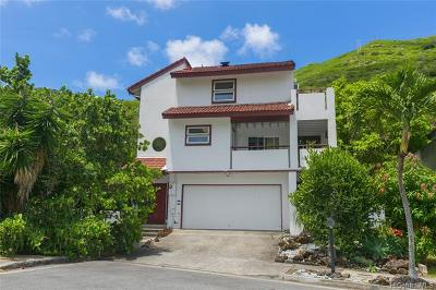 KALAMA VALLEY Single Family Home For Sale: 1489 Honokahua Street