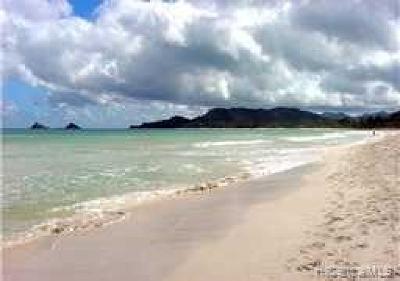 Kailua Rental For Rent: 337-A N Kainalu Drive #A