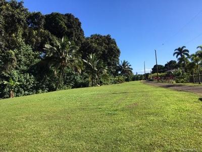 Kaneohe Single Family Home For Sale: 47-381 A Waihee Road