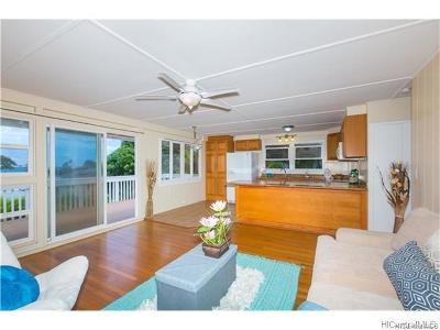 Kaneohe Rental For Rent: 44-747 Kaneohe Bay Drive