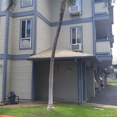 Condo/Townhouse For Sale: 91-269 Hanapouli Circle #15E