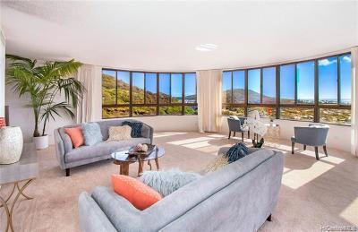 Condo/Townhouse For Sale: 6770 Hawaii Kai Drive #1102