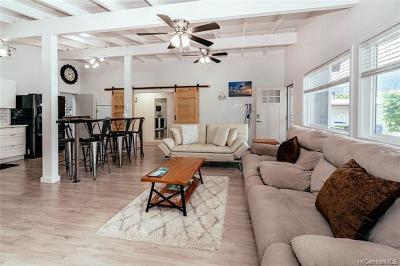 Kaneohe Single Family Home For Sale: 45-905 Nani Place