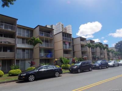Mililani Condo/Townhouse For Sale: 95-055 Waikalani Drive #H405