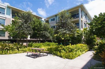 Kailua  Condo/Townhouse For Sale: 455 Kailua Road #4205