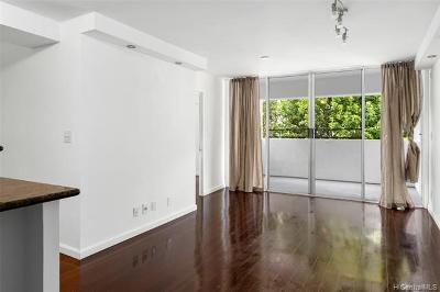 Honolulu Condo/Townhouse For Sale: 3388 Salt Lake Boulevard #205