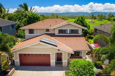 Waipahu Single Family Home For Sale: 94-1027 Kihikihi Street