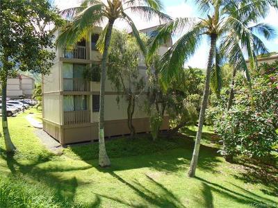 Waianae Condo/Townhouse For Sale: 84-718 Ala Mahiku Street #21/ #98B