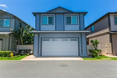 Ewa Beach Single Family Home For Sale: 91-1160 Kamakana Street #218
