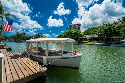 Condo/Townhouse For Sale: 6370 Hawaii Kai Drive #2