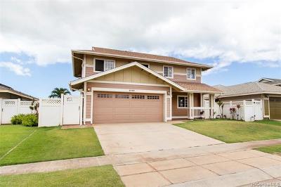 Kapolei Single Family Home For Sale: 91-1045 Hoakalei Street