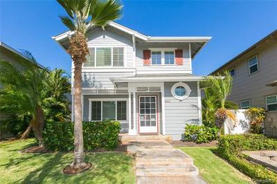 Ewa Beach Rental For Rent: 91-1130 Kaileolea Drive