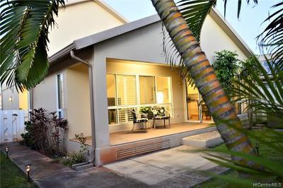 Ewa Beach Single Family Home For Sale: 91-1520 Kaikoi Place