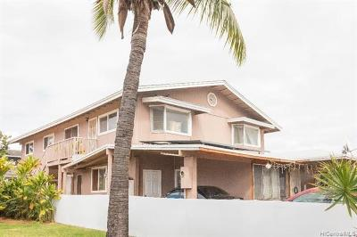 Ewa Beach Single Family Home For Sale: 91-1176 Kauiki Street