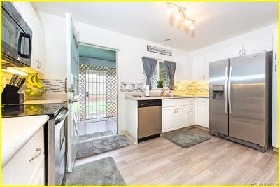 Waianae Single Family Home For Sale: 87-1051 Huamoa Street