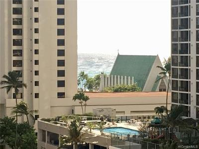 Honolulu HI Condo/Townhouse For Sale: $273,000