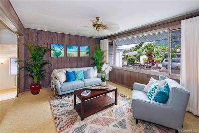 Kaneohe Single Family Home For Sale: 45-562 Koolau View Drive