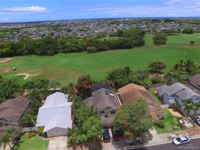 Ewa Beach Single Family Home For Sale: 91-533 Kuhialoko Street