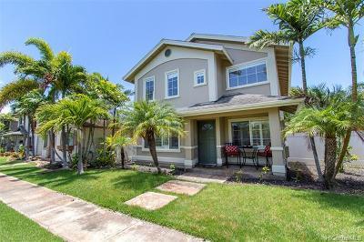 Ewa Beach Single Family Home For Sale: 91-1028 Kailoa Street