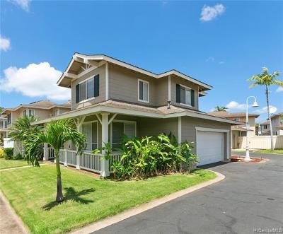 Kapolei Single Family Home For Sale: 91-208 Kekepania Place