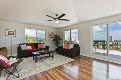 WILHELMINA, Wilhelmina Rise Single Family Home For Sale: 4050 B Keanu Street #2