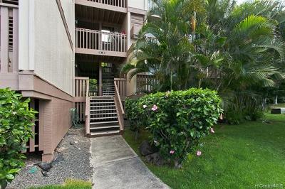 Waianae Condo/Townhouse For Sale: 84-754 Ala Mahiku Street #53B