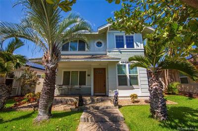 Ewa Beach Single Family Home For Sale: 91-1118 Kaipu Street