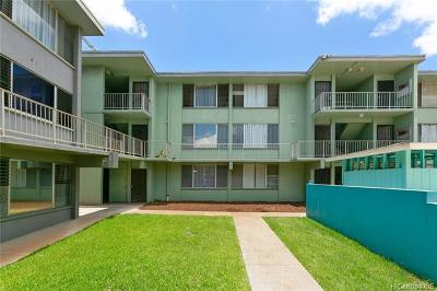 Waipahu Condo/Townhouse For Sale: 94-246 Leoku Street #E111