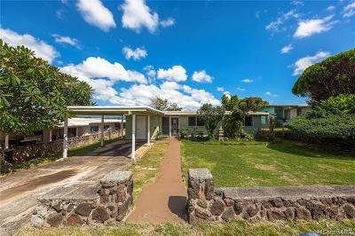 Pearl City Single Family Home For Sale: 2168 Komo Mai Drive