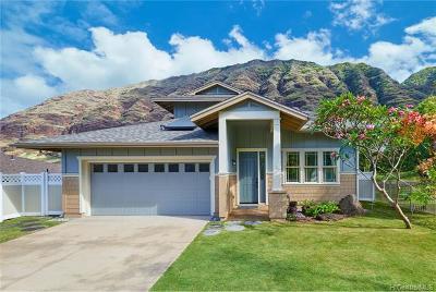 Waianae HI Single Family Home For Sale: $866,000