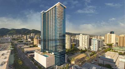Honolulu Condo/Townhouse For Sale: 641 Keeaumoku Street #3510