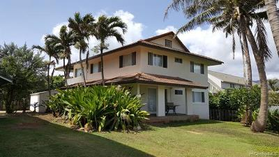 Laie Single Family Home For Sale: 55-696 Kamehameha Highway