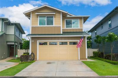 Ewa Beach Single Family Home For Sale: 91-6221 Kapolei Parkway #531
