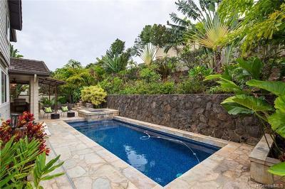 Honolulu Single Family Home For Sale: 1040 Kaolo Street