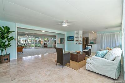 Kailua Single Family Home For Sale: 619 N Kainalu Drive