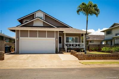 Mililani Single Family Home For Sale: 95-606 Puneki Way