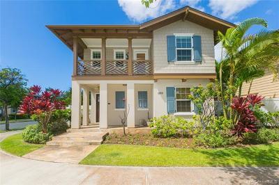 Ewa Beach Single Family Home For Sale: 91-2102 Kamakana Street