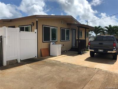 Kaneohe Single Family Home For Sale: 45595 Paleka Road #0001