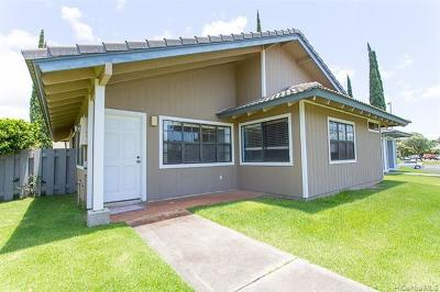 Kapolei Single Family Home For Sale: 91-984 Oaniani Street