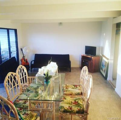 Waianae Condo/Townhouse For Sale: 87-212 Helelua Street #1