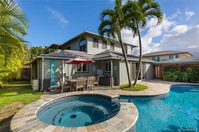 Kailua Single Family Home For Sale: 111 Hauoli Street