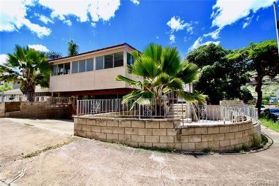 Waianae Single Family Home For Sale: 86-301 Alamihi Street