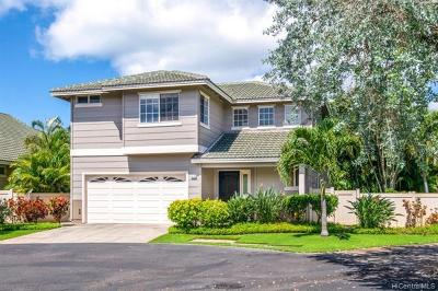 Ewa Beach Single Family Home For Sale: 91-248 Lukini Place #38