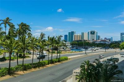 Honolulu Condo/Townhouse For Sale: 1690 Ala Moana Boulevard #301