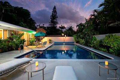 Honolulu County Single Family Home For Sale: 311 Portlock Road