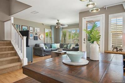 Ewa Beach Single Family Home For Sale: 91-1027 Kaiko Street
