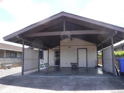 Mililani Single Family Home For Sale: 95-775 Maio Street