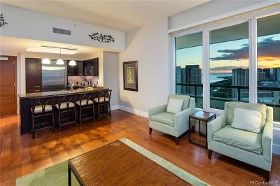 Honolulu Condo/Townhouse For Sale: 1837 Kalakaua Avenue #3509
