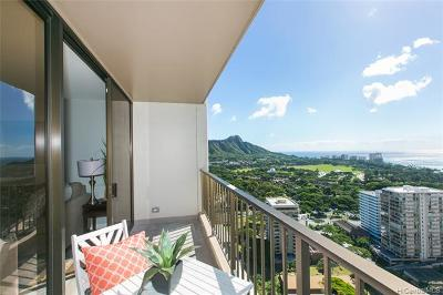 Honolulu Condo/Townhouse For Sale: 229 Paoakalani Avenue #3110