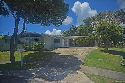 Single Family Home For Sale: 886 Akalei Place